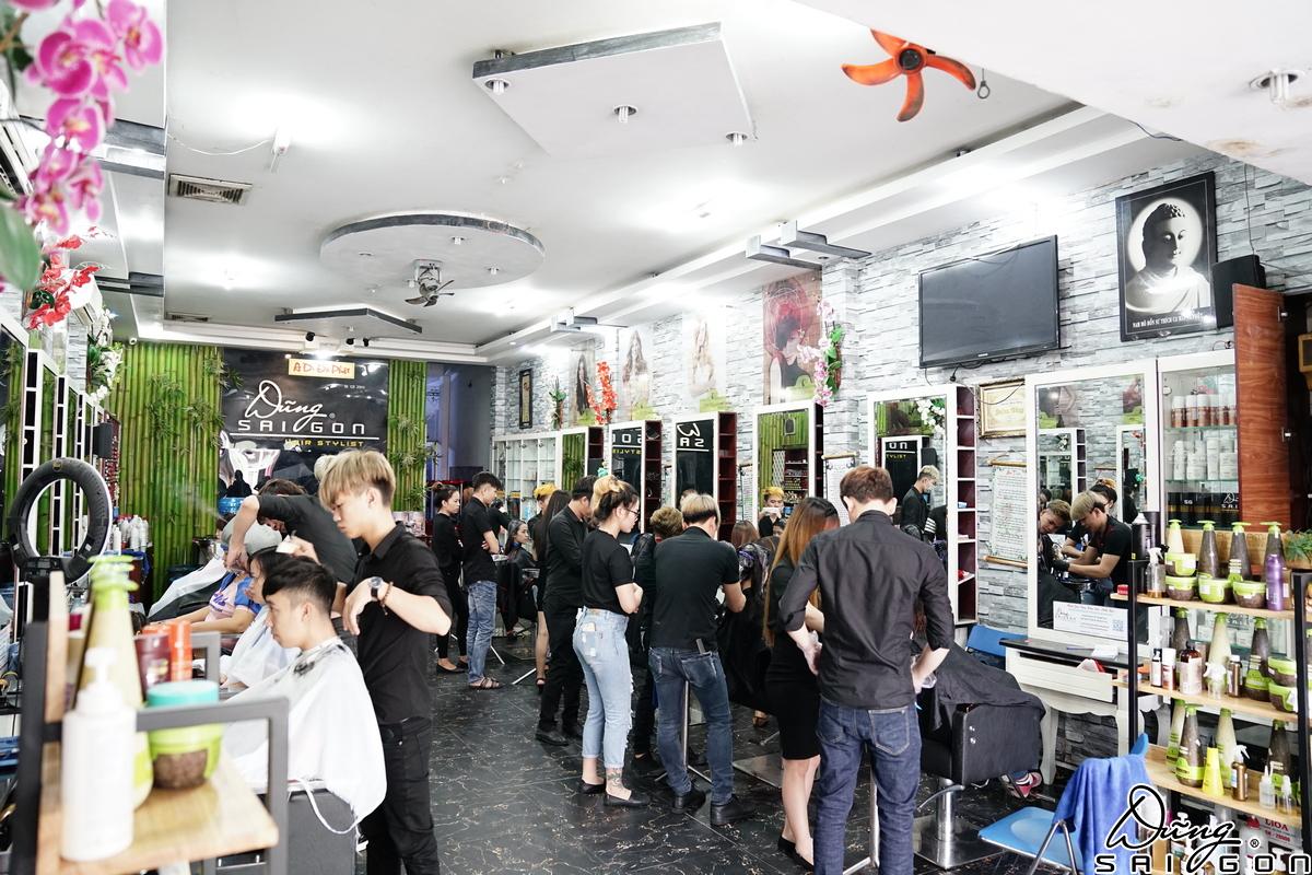 Địa chỉ làm tóc đẹp ở Dĩ An được các nam thanh nữ tú ưu tiên lựa chọn 1