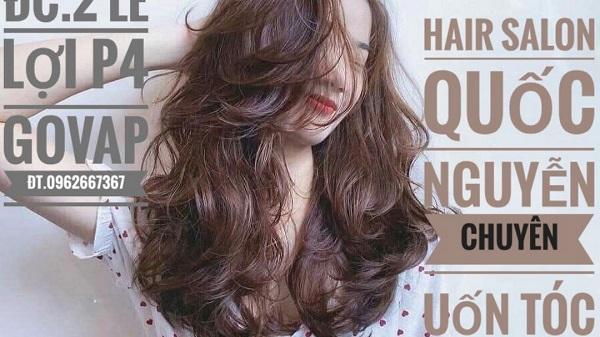 Địa chỉ làm tóc đẹp Gò Vấp chuẩn trên từng centimet 3
