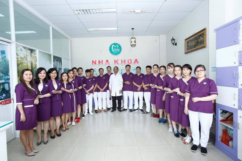 Nha khoa Tâm Sài Gòn