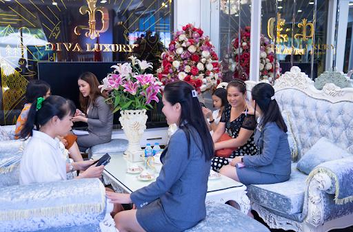 Diva Luxury Gò Vấp công nghệ 4f