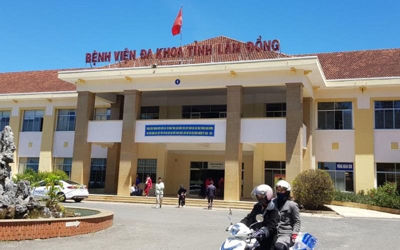 Bệnh viện phụ sản Đà Lạt -1